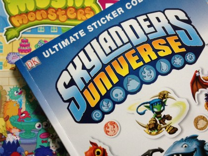 Skylanders, Moshis And Star Wars Help Kids Learn to Read Nonsense!