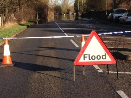 Floods in England: Rain, Rain, Go Away, Come Again Another … May