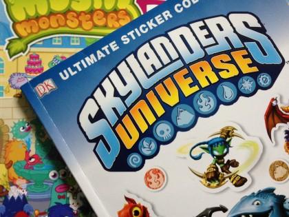 Skylanders, Moshis And Star Wars Help Kids Learn to Read Nonsense!